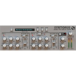 D16 Group Syntorus Double Path Analog Chorus (VST/AU) Software Download