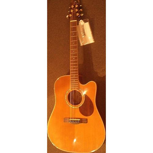 Greg Bennett Design by Samick D16CE Acoustic Electric Guitar-thumbnail