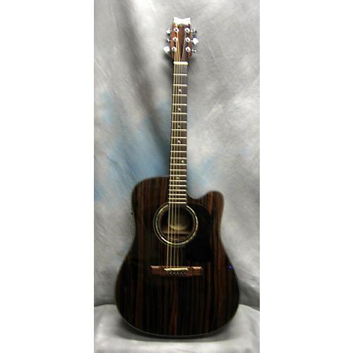Washburn D17ce Acoustic Electric Guitar
