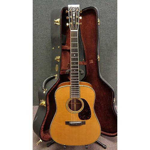 Martin D18 V Custom Shop Acoustic Guitar