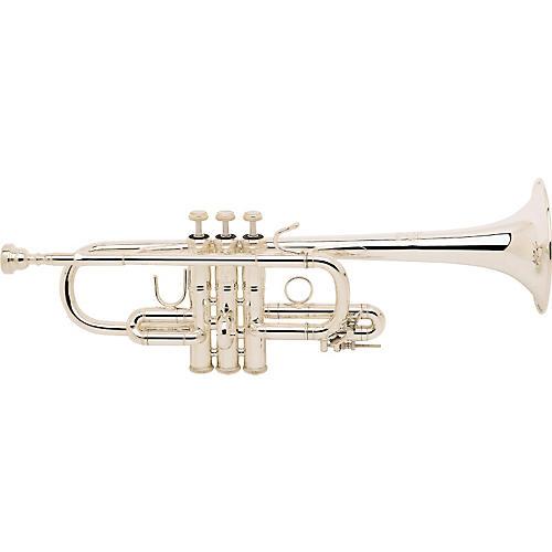 Bach D180 Stradivarius Series D Trumpet D180S Silver