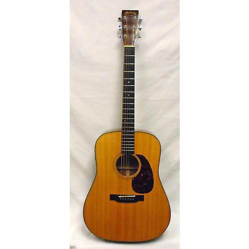 Martin D18E Retro Acoustic Electric Guitar