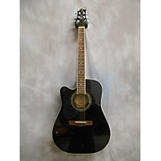 Greg Bennett Design by Samick D1CE Acoustic Electric Guitar
