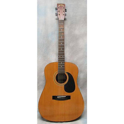 SIGMA D1M Acoustic Guitar