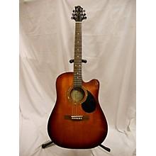 Greg Bennett Design by Samick D1ce/bs Acoustic Electric Guitar
