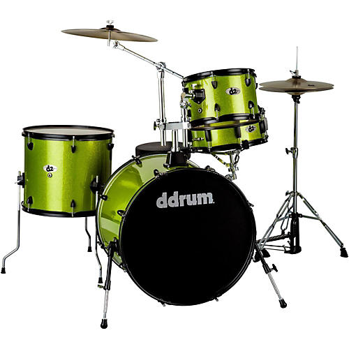 Ddrum D2 4-Piece Drum Set-thumbnail