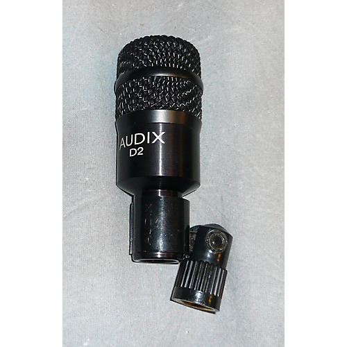 used audix d2 drum microphone guitar center. Black Bedroom Furniture Sets. Home Design Ideas