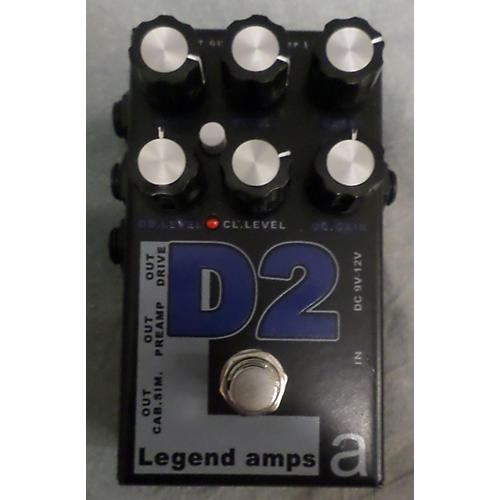 In Store Used D2 Effect Pedal