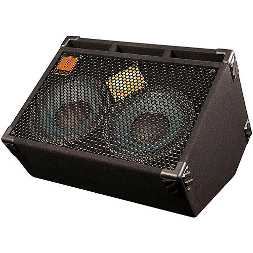 Eden D210 500W 2x10 8ohms Guitar Speaker Cabinet and Monitor Wedge-thumbnail