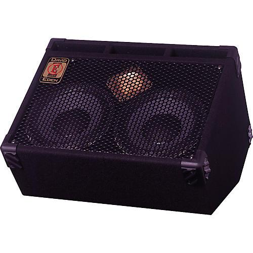 Eden D210MBX Bass Speaker Cabinet/Wedge Monitor 8 Ohm