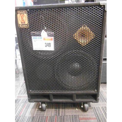 Eden D212XLT4 Bass Cabinet-thumbnail