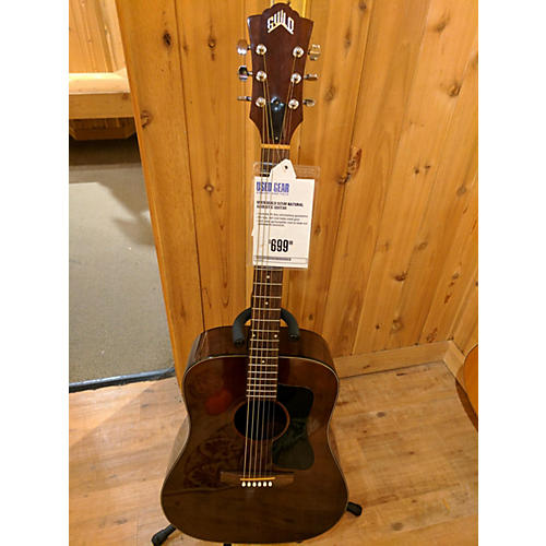 Guild D25M Acoustic Guitar Natural