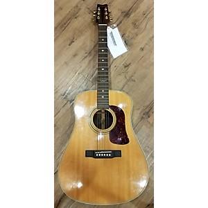 Pre-owned Washburn D25N Acoustic Guitar by Washburn