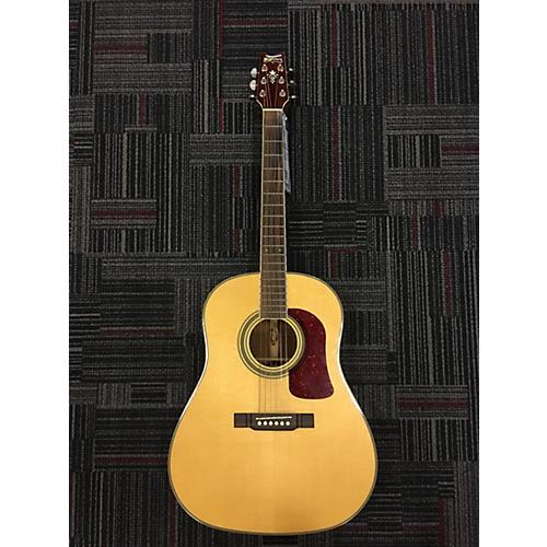 Washburn D27s Acoustic Guitar Natural