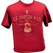 Martin D28 Logo T-Shirt