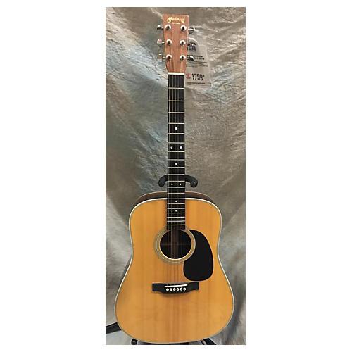 Martin D28P Acoustic Guitar Natural
