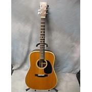 Martin D28P Acoustic Guitar