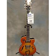 Hagstrom D2F Hollow Body Electric Guitar