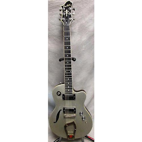 Hagstrom D2H Hollow Body Electric Guitar-thumbnail