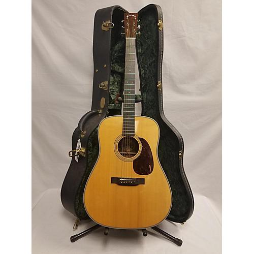 used collings d2ha acoustic electric guitar natural guitar center. Black Bedroom Furniture Sets. Home Design Ideas