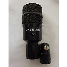 Audix D3 Drum Microphone