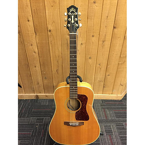 Guild D30 Acoustic Electric Guitar-thumbnail