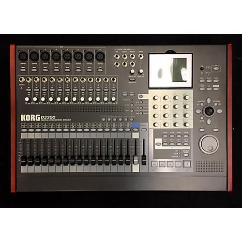 Korg D3200 MultiTrack Recorder
