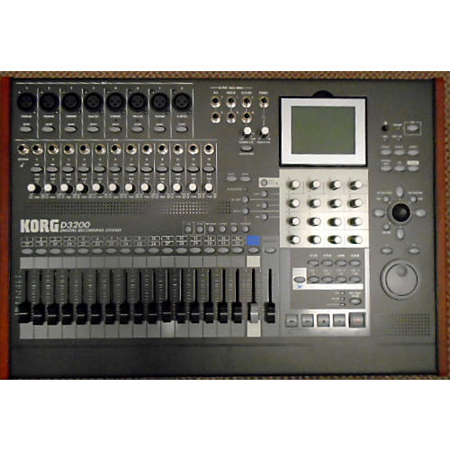 Korg D3200 MultiTrack Recorder-thumbnail