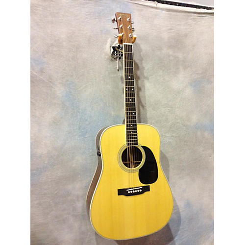 Martin D35 Retro Acoustic Electric Guitar-thumbnail