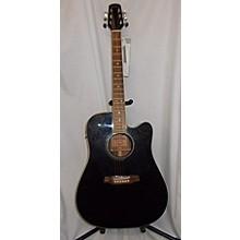Walden D350CEB Acoustic Electric Guitar