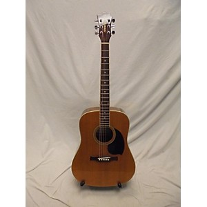 Pre-owned Fernandes D38 Acoustic Guitar by Fernandes
