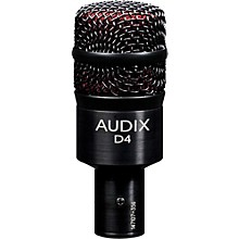 Audix D4 Dynamic Microphone