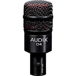 Audix D4 Dynamic Microphone by Audix