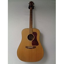 Guild D4 HR Acoustic Electric Guitar