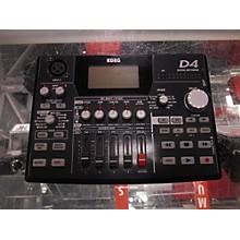 Korg D4 MultiTrack Recorder