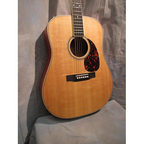 used larrivee d40 natural acoustic guitar natural guitar center. Black Bedroom Furniture Sets. Home Design Ideas