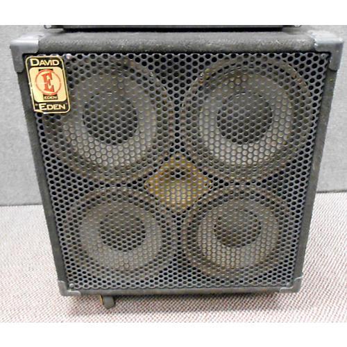 Eden D410T 4x10 Bass Cabinet