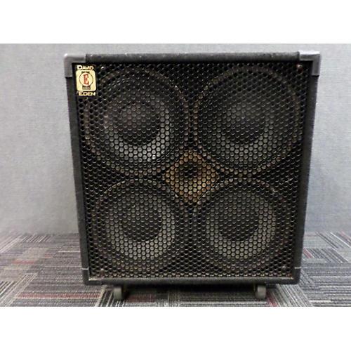 Eden D410T Bass Cabinet-thumbnail