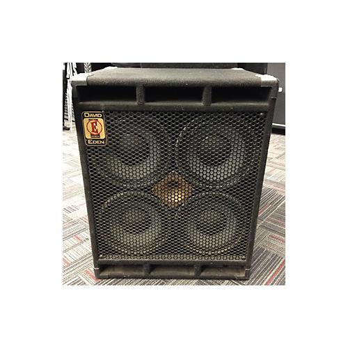 Eden D410XLT Bass Cabinet