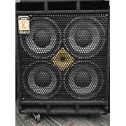 Eden D410XLT4 Bass Cabinet