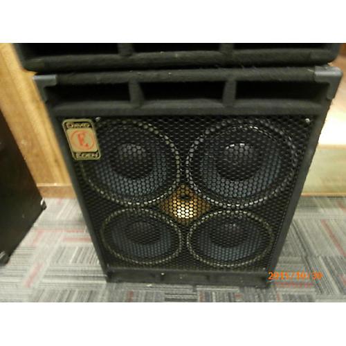 Eden D410XLTB Bass Cabinet-thumbnail