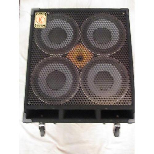 Eden D410XST 1000W 4x10 Bass Cabinet-thumbnail