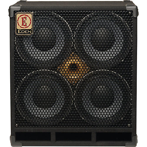 Eden D410XST 1000W 4x10 Bass Speaker Cabinet with Horn-thumbnail