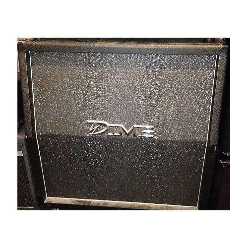 Dime Amplification D412sl Guitar Cabinet
