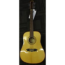Washburn D42S12 12 String Acoustic Guitar
