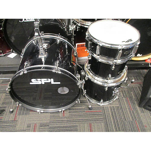 Sound Percussion Labs D4420BK Drum Kit Black