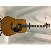 Martin D45 Celtic Knot Acoustic Guitar