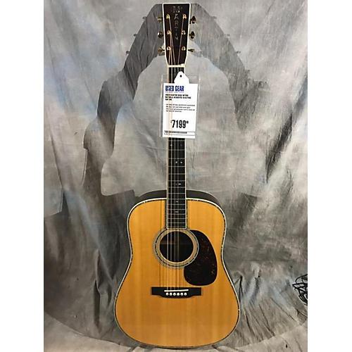 Martin D45E Retro Acoustic Electric Guitar