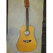 Washburn D46512k 12 String Acoustic Guitar
