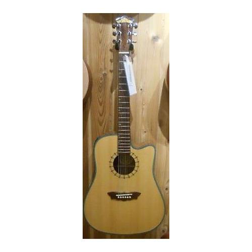 Washburn D46SCE Acoustic Electric Guitar